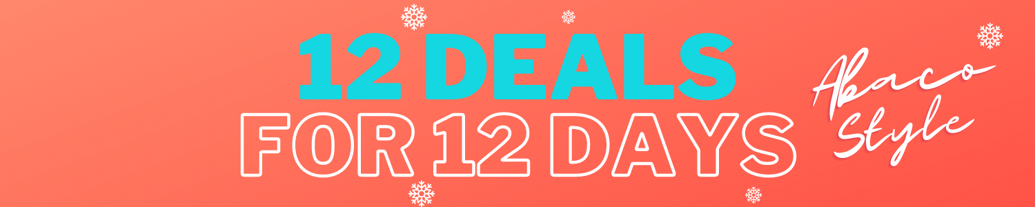 12 Deals for 12 Days
