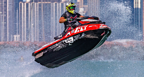 Anthony Radetic Jet Ski