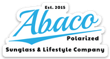 Abaco Live the Lifestyle Sticker