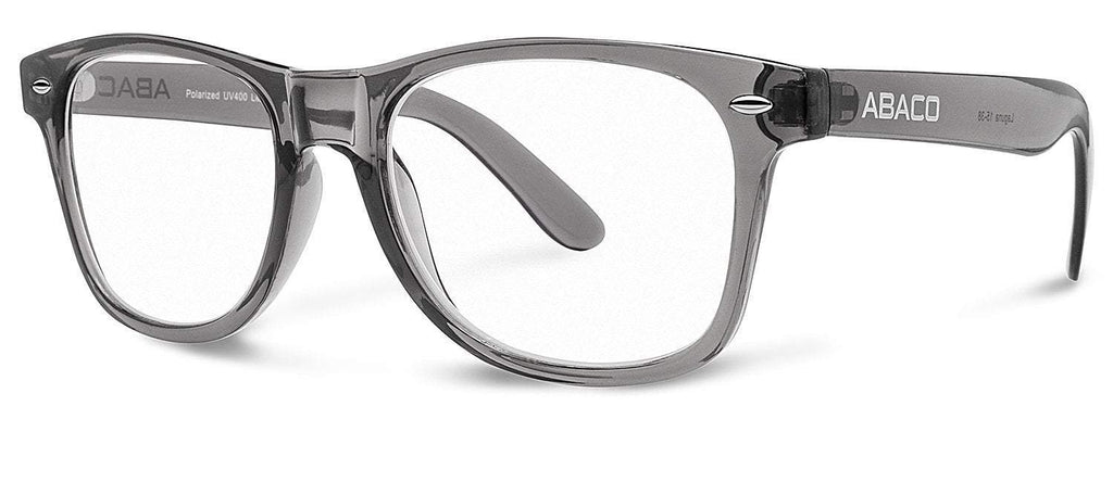 Abaco Laguna Crystal Grey Blue Light Blocking Glasses