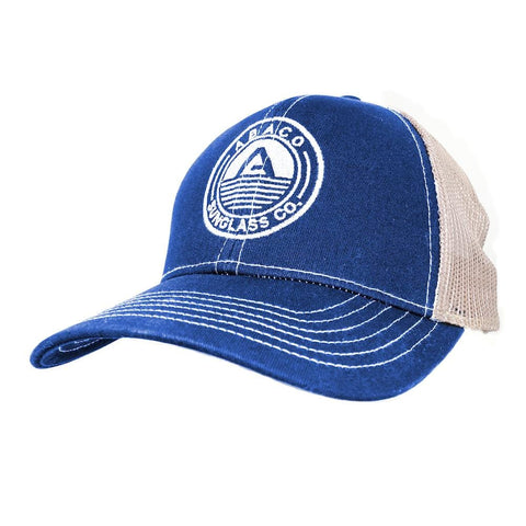 Abaco Sunglass Co. Trucker Hat