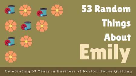 53 Things You May Not Have Known About Emily - Owner