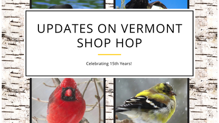 The Complete Details for the 15th Annual Vermont Shop Hop