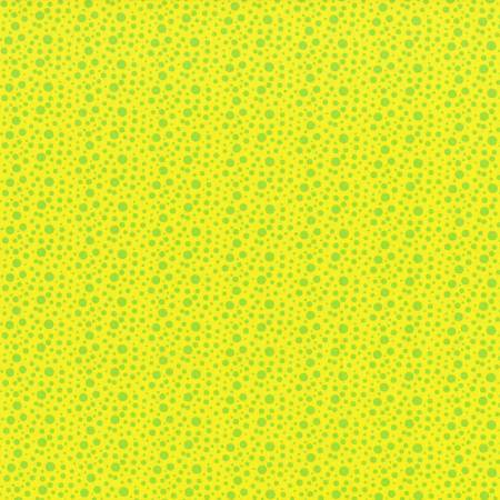 Yellow with Green Spots RJR-3034J-003