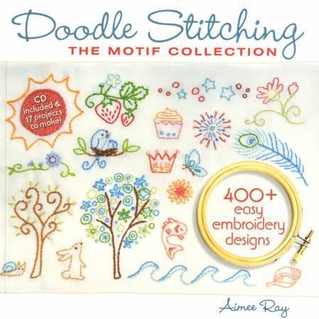 Doodle Stitching Motif Collection