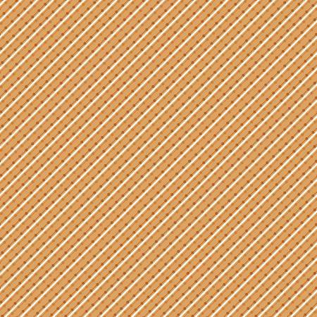 Orange Stripe 6804B-22 - Home Grown