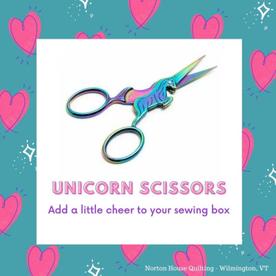 Rainbow Unicorn Scissors