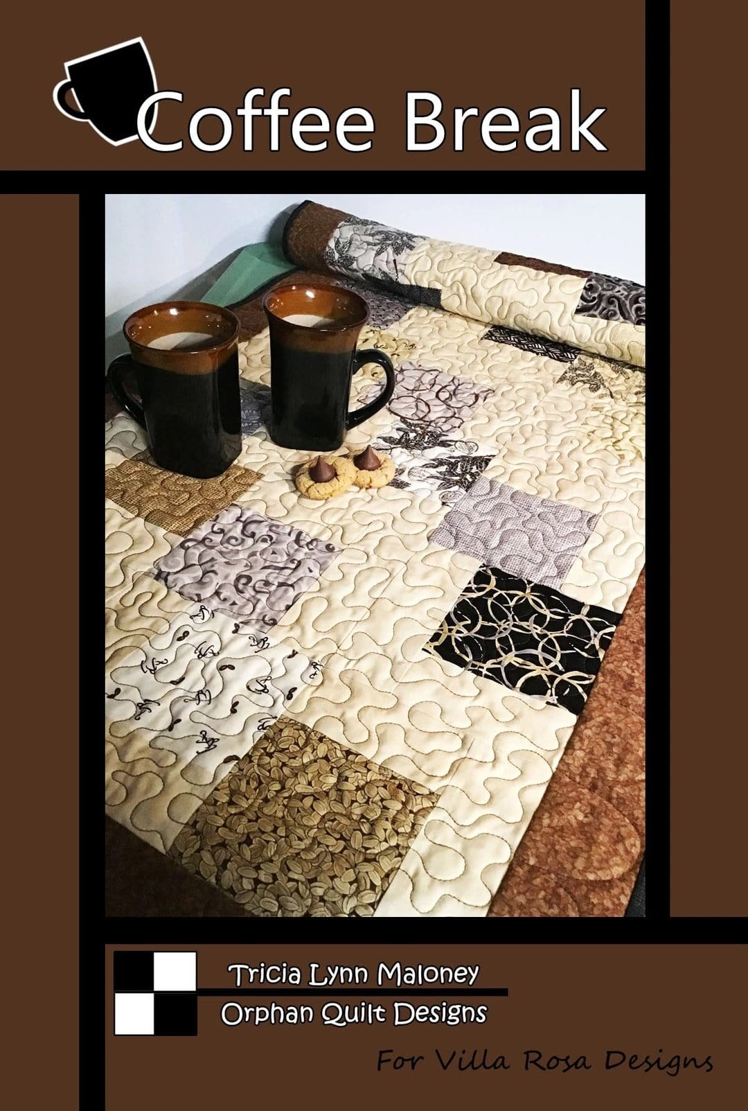 Coffee Break - Table Runner Pattern