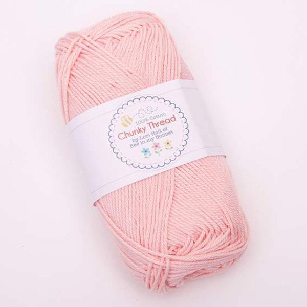 Yarn by Riley-Blake: Chunky Thread - Frosting - 50g Skein