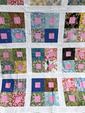 Peace - Asian - Quilt Top Only