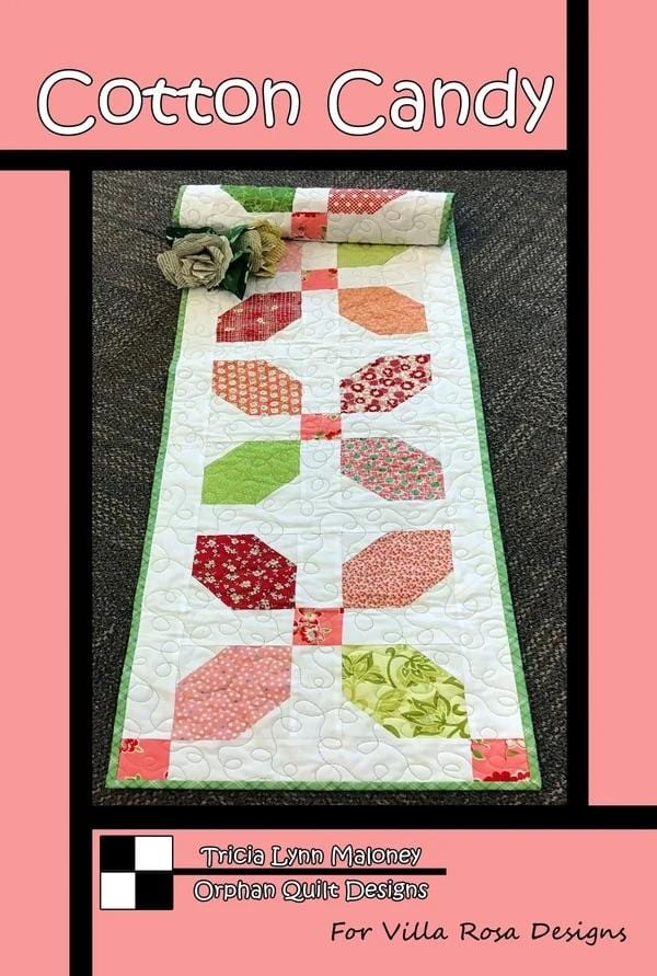 Cotton Candy - Table Runner Pattern