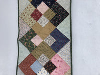 Little Charmers Table Runner  - Complete Quilt
