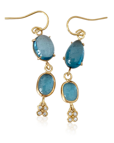 Lauren Sigman Jewelry - One of a Kind Earrings