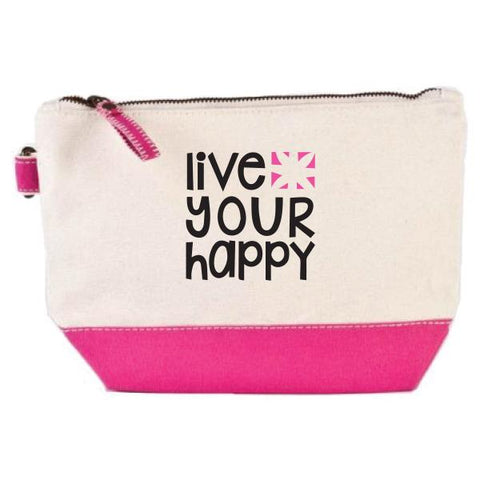 Lauren Sigman Jewelry - 2018 Holiday Gift Guide - Live Your Happy Pouch