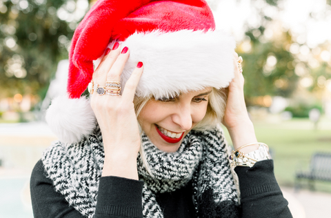 Lauren Sigman Jewelry - Blog - Dressing for the Holidays - Blog