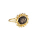 Poppy ring in Smokey Topaz - Lauren Sigman Collection