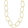 Large Oval Link Chain/14K Yellow - Lauren Sigman Collection