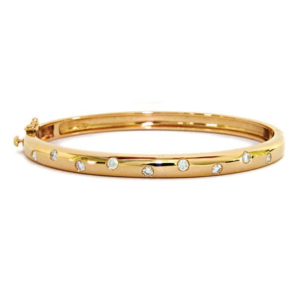 Diamond Bangles - Lauren Sigman Collection