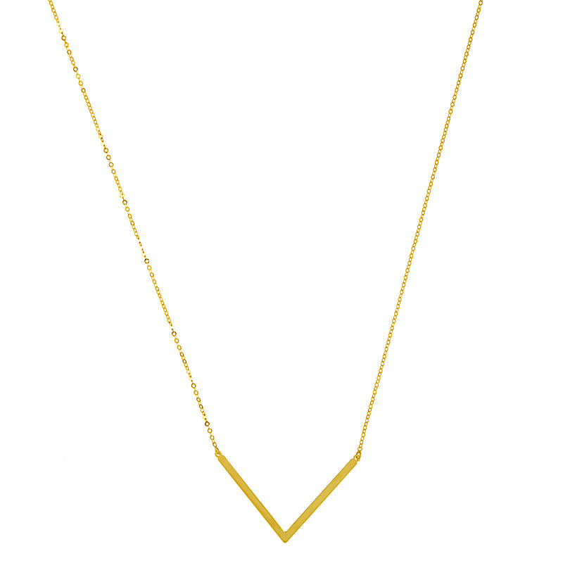V Necklace - Lauren Sigman Collection