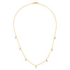 Confetti Diamond Necklace/18K - Lauren Sigman Collection