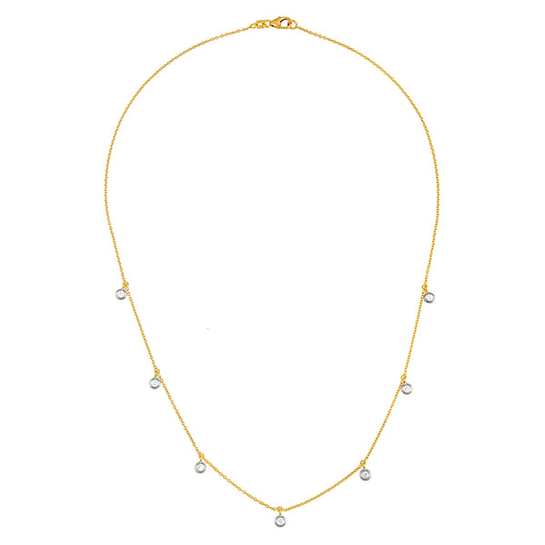 Confetti Diamond Necklace - Lauren Sigman Collection