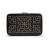 Marrakesh Zip Case (Black) - Lauren Sigman Collection