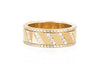 Multi Diamond Slash Spinning Ring - Lauren Sigman Collection