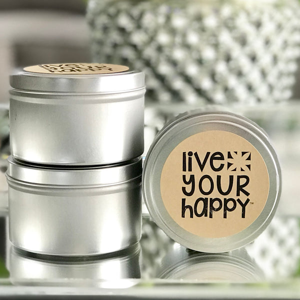 Happy Blossom Tin-8oz - Lauren Sigman Collection