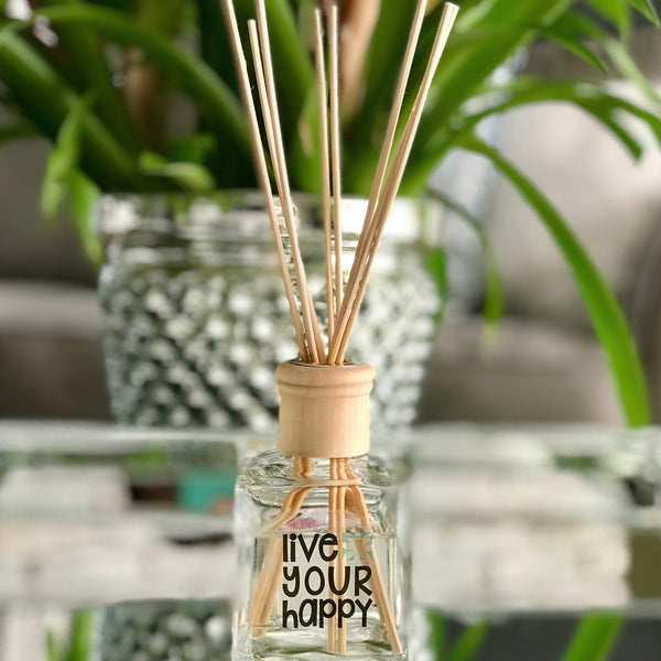 Happy Blossom Reed Diffuser