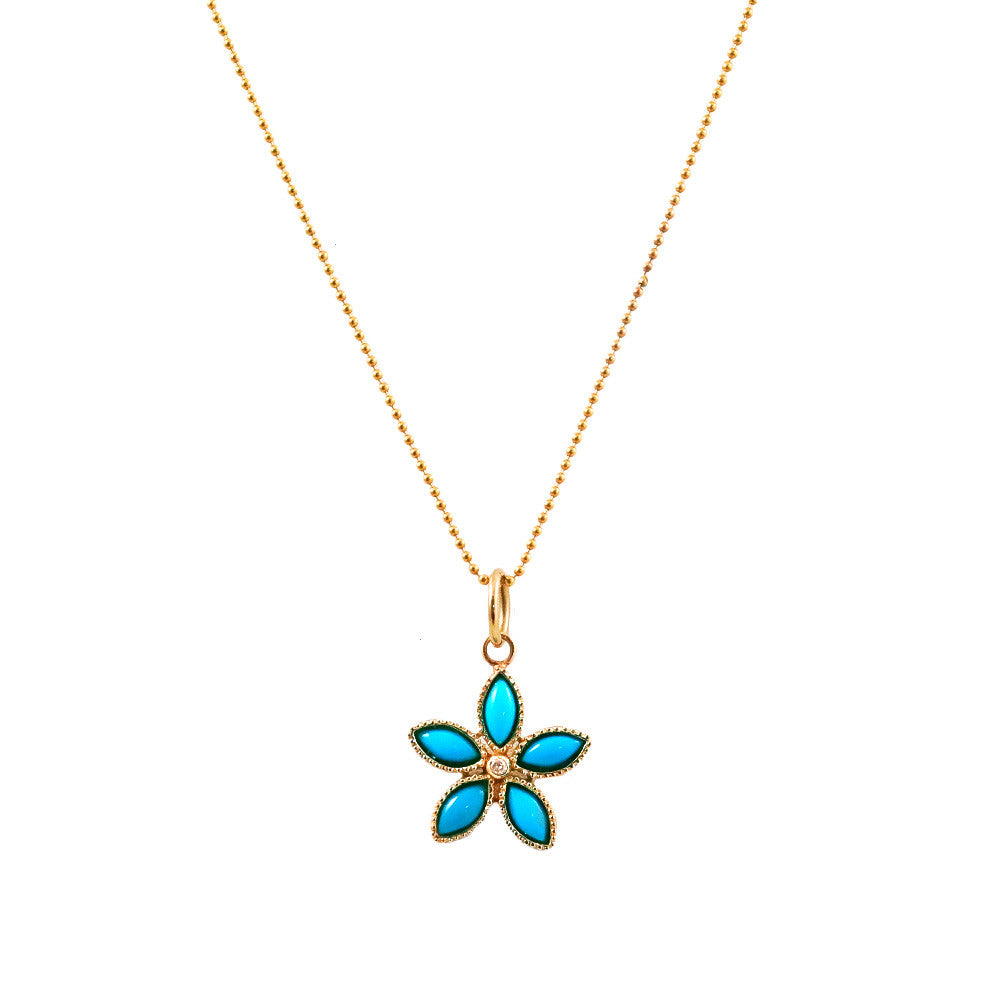 Amaryllis Pendant Necklace - Lauren Sigman Collection