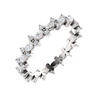 Marquis & Round Diamonds Flower Band - Lauren Sigman Collection