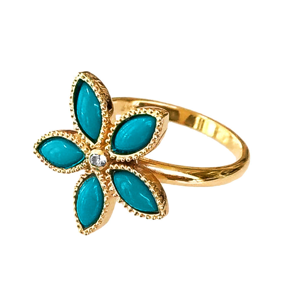 Amaryllis Ring - Lauren Sigman Collection