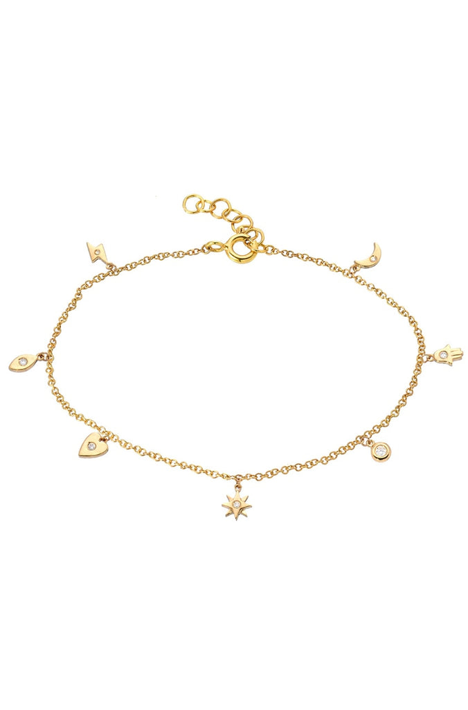 Mini Charm Bracelet - Lauren Sigman Collection