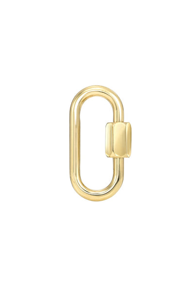 Gold Carabiner - Lauren Sigman Collection