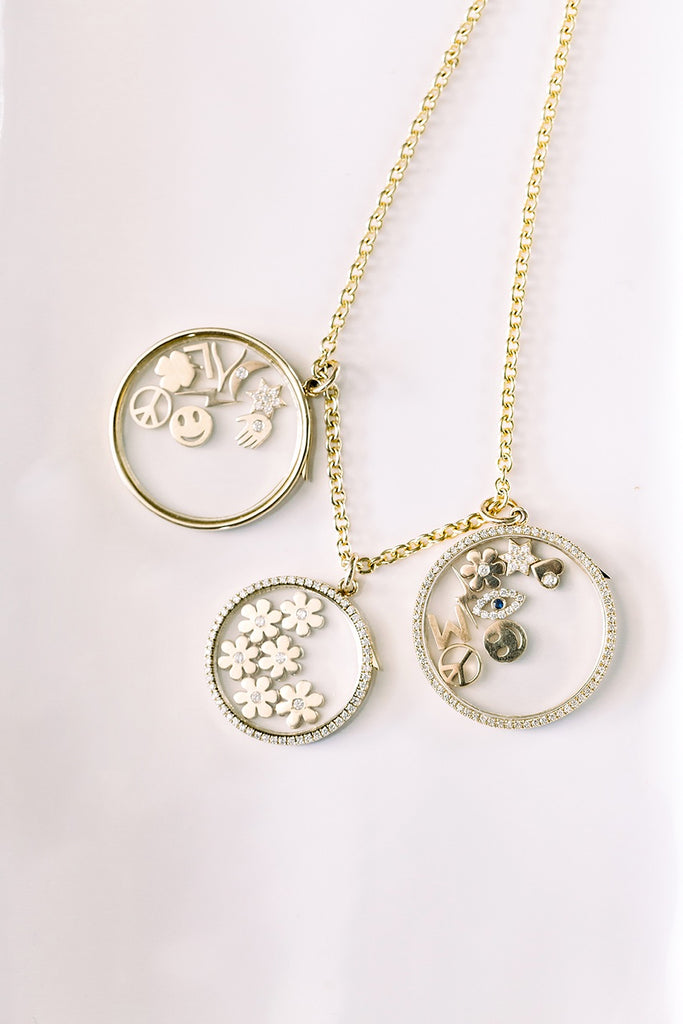 Locket Charms - Lauren Sigman Collection