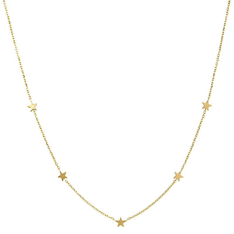 Star Necklace - Lauren Sigman Collection