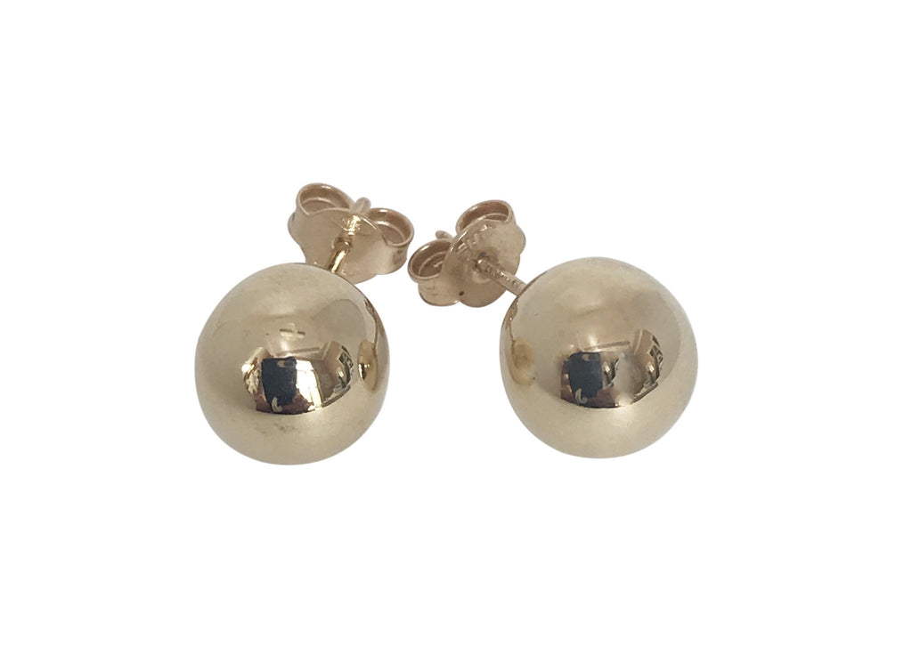 Ball Earrings 10mm - Lauren Sigman Collection