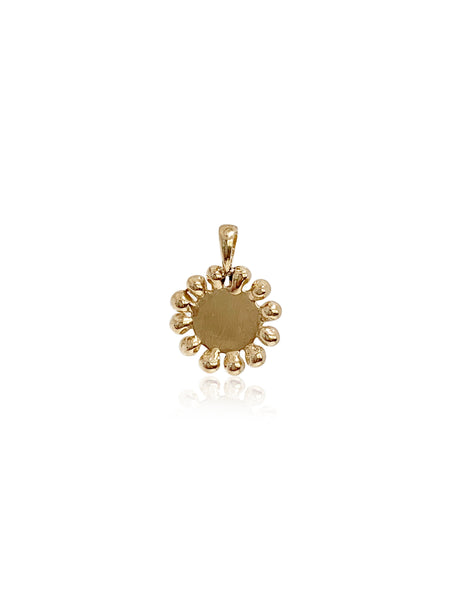 Medium Bead Disk Charm - Lauren Sigman Collection