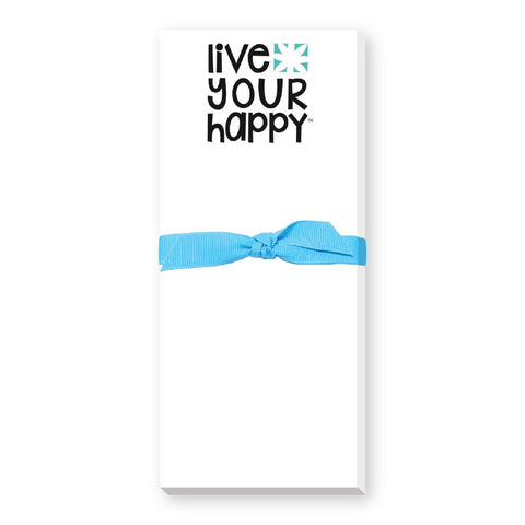 LYH Skinny Notepads - Lauren Sigman Collection