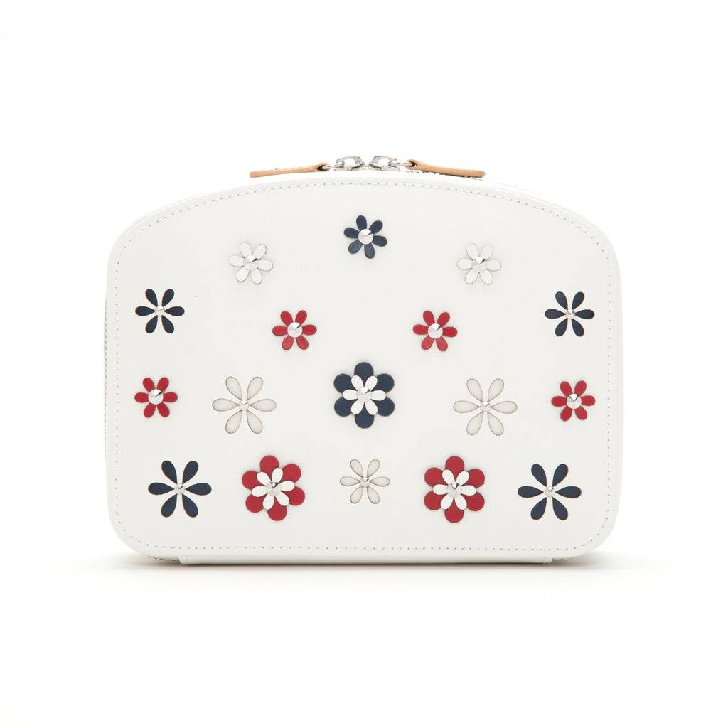 Blossom Travel Zip Jewelry Case - Lauren Sigman Collection