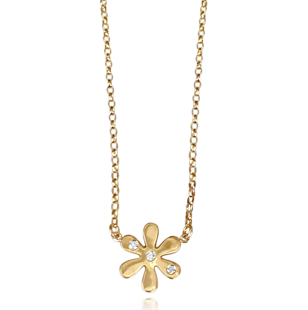 Daffodil Diamond Necklace - Lauren Sigman Collection