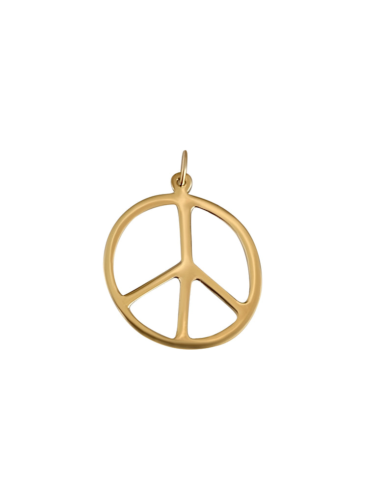 Peace Pendant/Plain