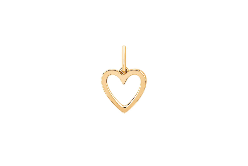 Open Heart Charm - Lauren Sigman Collection
