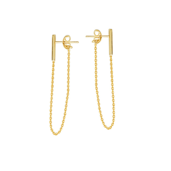 Chain Earrings - Lauren Sigman Collection