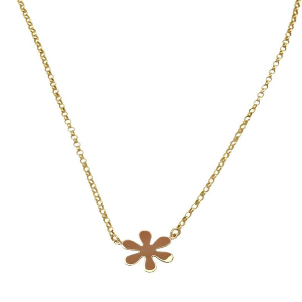 Daffodil gold necklace - Lauren Sigman Collection