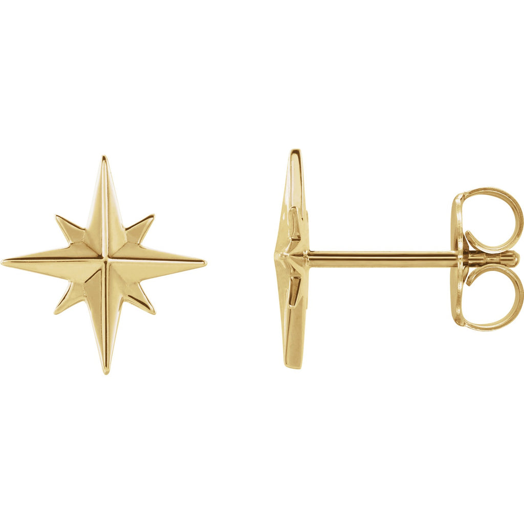 Star Constellation Stud Earrings - Lauren Sigman Collection
