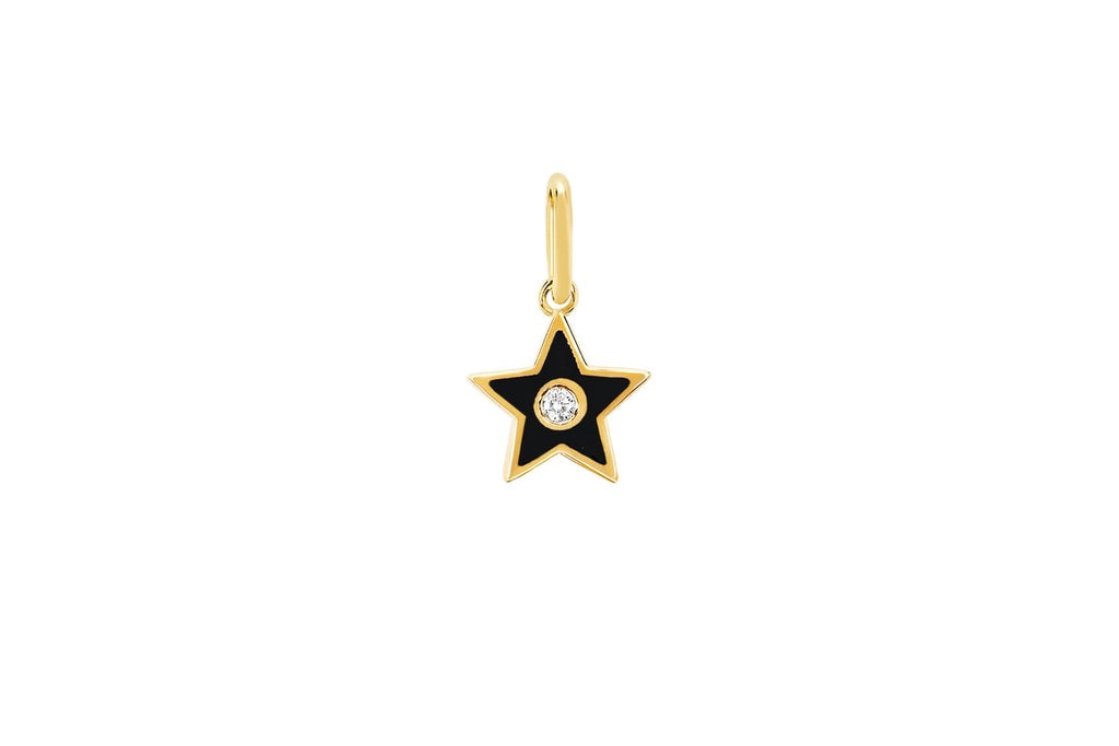 Enamel & Diamond Charms - Lauren Sigman Collection