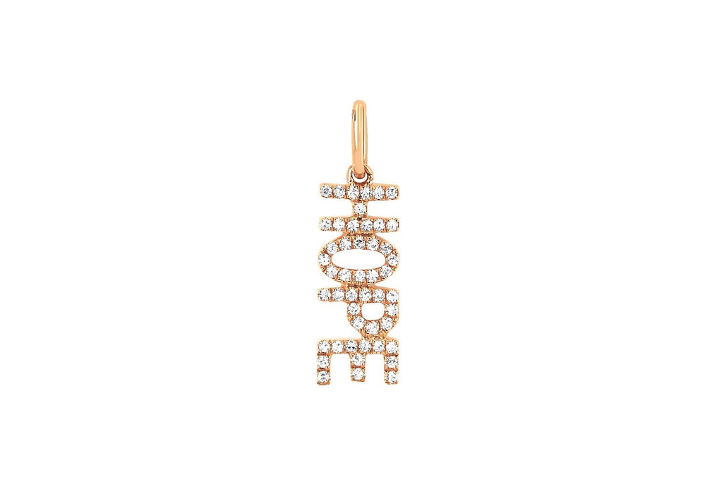 Diamond Hope Charm - Lauren Sigman Collection