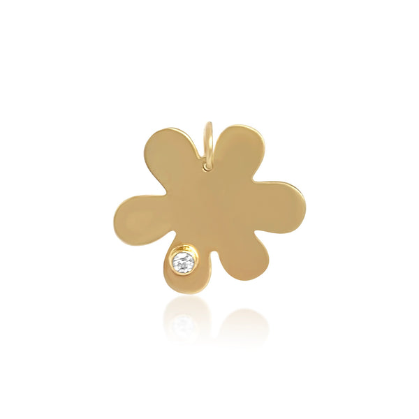 Daisy Diamond Charm - Lauren Sigman Collection