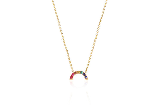 Rainbow Necklace - Lauren Sigman Collection